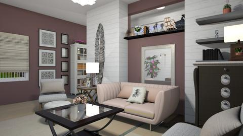 Dion  - Living room - by Tree Nut