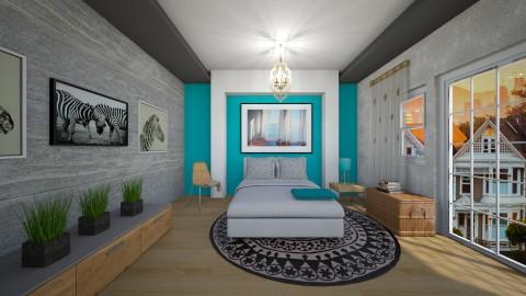 My Bedroom - by Tara T
