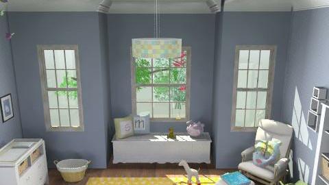Dynamic Nursery - Classic - Kids room - by ruthiec1