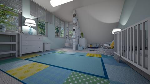 Baby Room - Kids room - by HeidiNel
