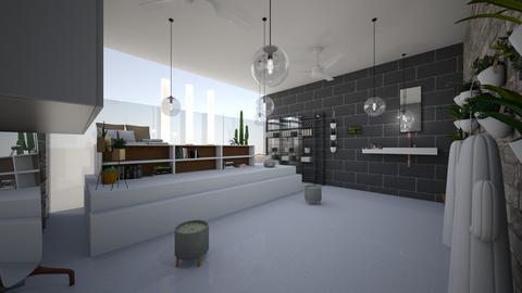 bathroom_1 - Modern - Bathroom - by lolafenton