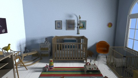 baby  - Modern - Kids room - by Melza