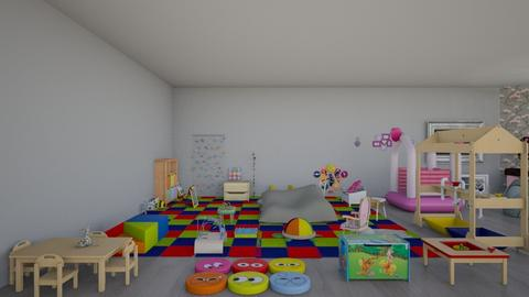 Nursery - Kids room - by lizbethgarduno9