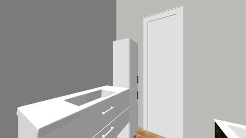 Upstairs Bathrppm - Bathroom - by gordonab