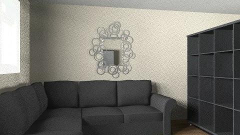 livingroomblack - Modern - Living room - by yvonne400cc