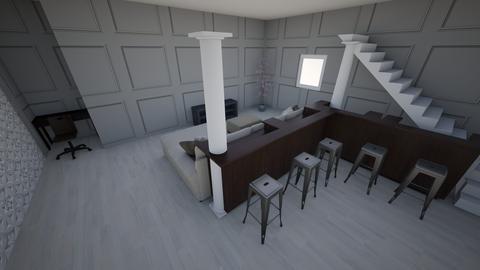 basement - Office - by jmacinc