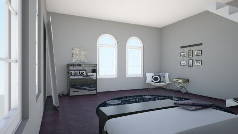 room - Modern - Bedroom - by Stasi Tancheva