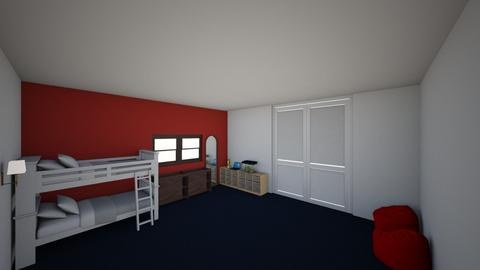 Dream Kids room - Kids room - by JacianSantiago