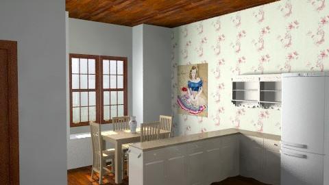 work in progress - Kitchen - by tayloriginal