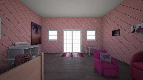 Lucy hopes room - Kids room - by mylie taylor