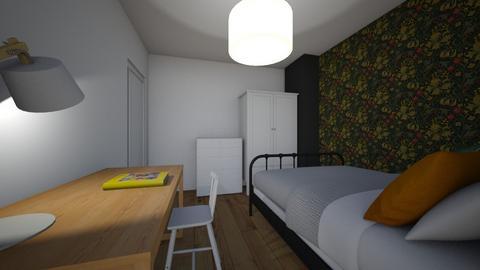 Lenka 1 - Kids room - by iza_2810
