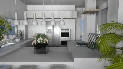 Kitchen004 - Modern - Kitchen - by Ivana J