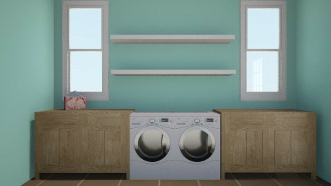 Laundry Room - by emilys3456