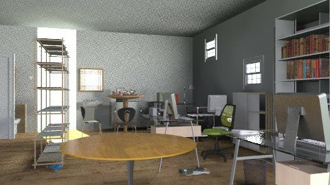 OPIH BARU 2 - Vintage - Office - by zaeem