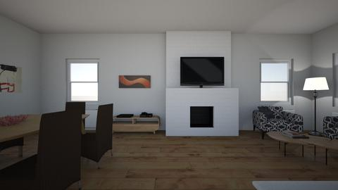 bruno2 - Living room - by roten