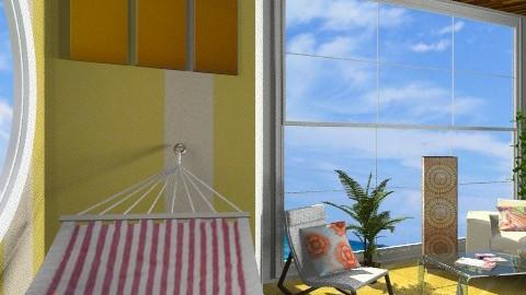 THE beach house - Modern - Living room - by ooooo