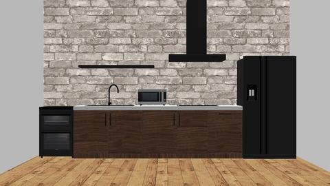 Smallest  - Modern - Kitchen - by molly_designs