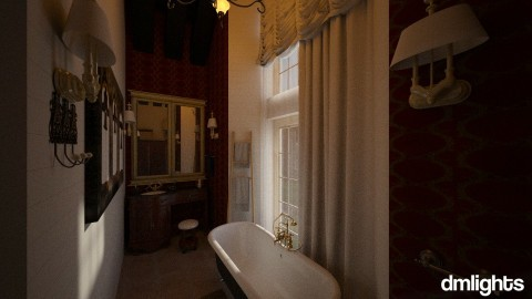 Fountainhall Road - Classic - Bathroom - by DMLights-user-991288