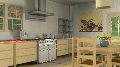 cucino io - Rustic - Kitchen - by catcarla