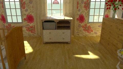 nursery / bedroom - Classic - Bedroom - by yoban