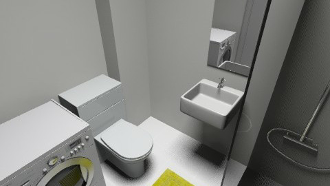 Bath2 - Minimal - Bathroom - by Arton81