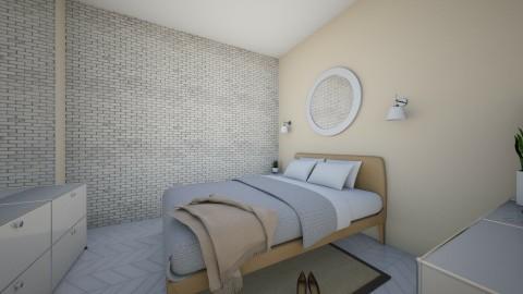 Crisp Living - Minimal - Bedroom - by _PeaceLady_