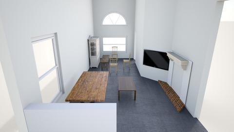 Casa Camacho Fliss - Living room - by mrcam24