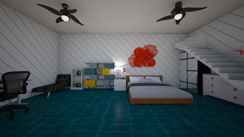just a room idea - Bedroom - by elaine212502