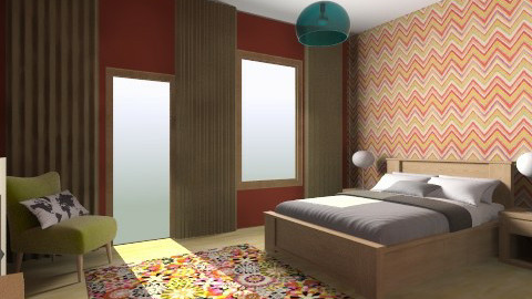 Sochi room - Bedroom - by sdora
