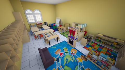 FINAL PROJECT PREK CLASS - Kids room - by WTVBDMECMMRPQZBQKVLUGAEQPFGPLBA