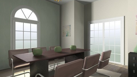 Office level 1 Conference - Vintage - Office - by clhunold