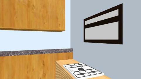my Kitchen - Minimal - Kitchen - by juhijewels