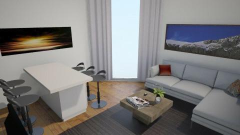 Mini Livingroom - Living room - by Sarah Corrie