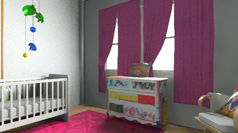 Nursery - by megaecoo