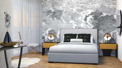 Elegance - Minimal - Bedroom - by evemorgan96