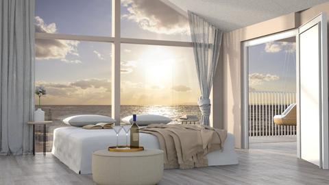 beach - Bedroom - by anjaam