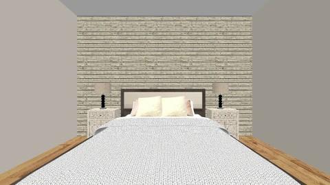 cool - Modern - Bedroom - by Katherine Gilbert