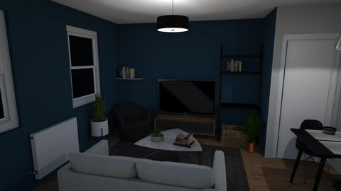 New Flat Alt - Modern - Living room - by jacknev