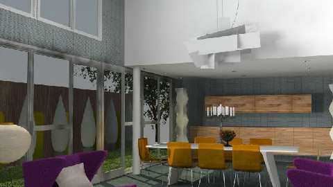 Daily Telegraph 5.2 - Dining Room - by 3rdfloor