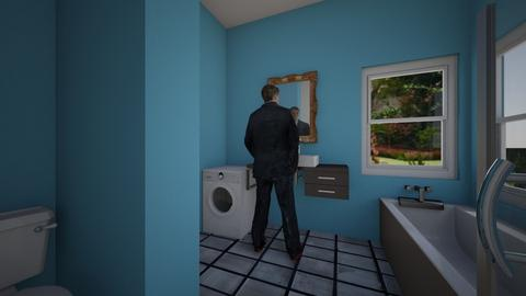 Master Bathroom - Bathroom - by SammyJPili