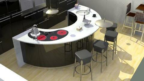 noddy - Glamour - Kitchen - by paul5