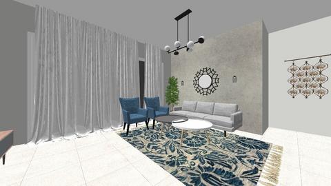 NR_2520_OK - Modern - Living room - by orlykr71