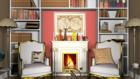 Book Corner2 - Classic - by Rechoppy92