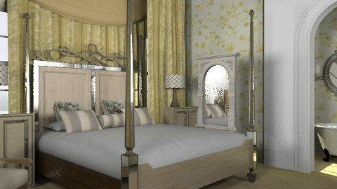 honey moon suite - Classic - Bedroom - by trees designs