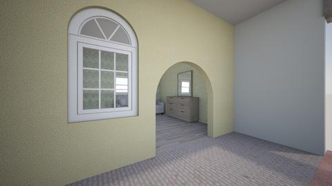 spanis room  - Living room - by hestegal_mc