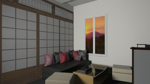 Asia meetingroom121 view1 - Classic - Office - by Irena_S