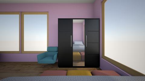 Yana Denisiuk - Bedroom - by Yana Denisiuk