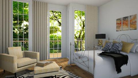 bedroom - Classic - Bedroom - by 1235813
