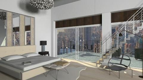 Back To Manhattan - Classic - Bedroom - by annagunbina