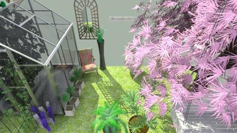 outside - Garden - by nitajolly